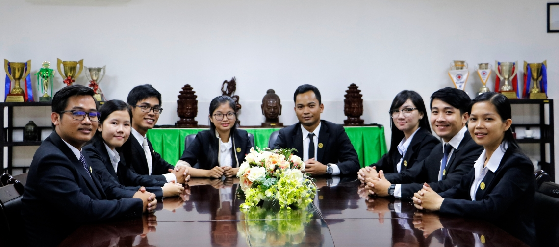 The University of Cambodia Meeting Room